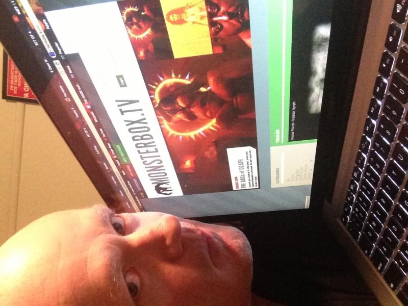 neil monsterbox selfie1