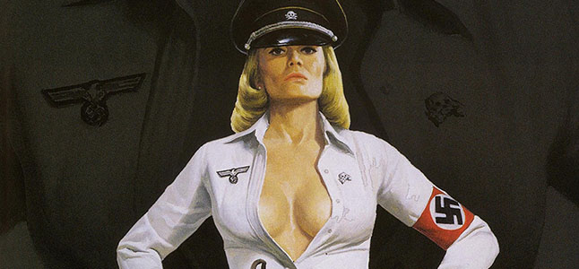ILSA: SHEWOLF OF THE SS. 1975. Dir. Don Edmonds.