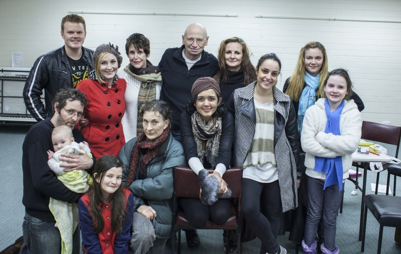 Cast and Crew of 'Apocalyptic'