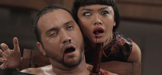 L is for Libido segment from The ABCs of Death (2012) - Dir. Timo Tjahjanto
