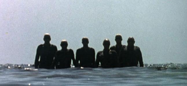 SHOCK WAVES (1977) - Dir. Ken Weiderhorn.