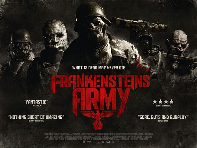 Frankenstein's Army (2013) - Dir. Richard Raaphorst