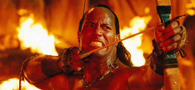 The Scorpion King (2002) - WWE Studios