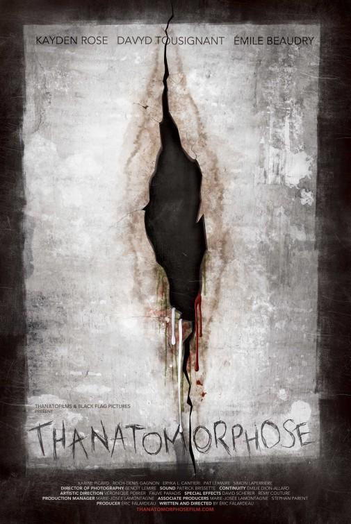 thanatomorphose original poster