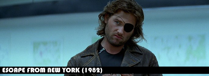 Escape from New York (1982) - Directed by John Carpenter