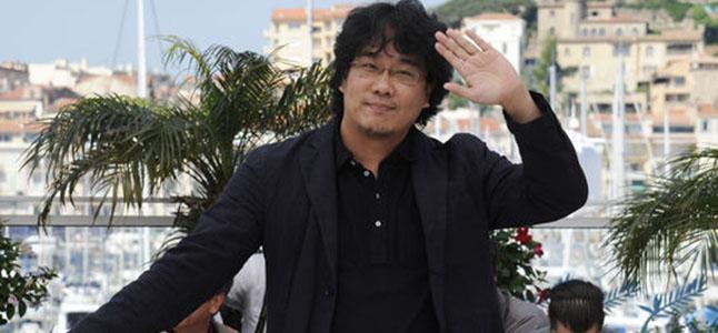 The man himself: Bong Joon-Ho.