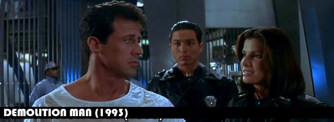 Demolition Man (1993) - Directed by Marco Brambilla.