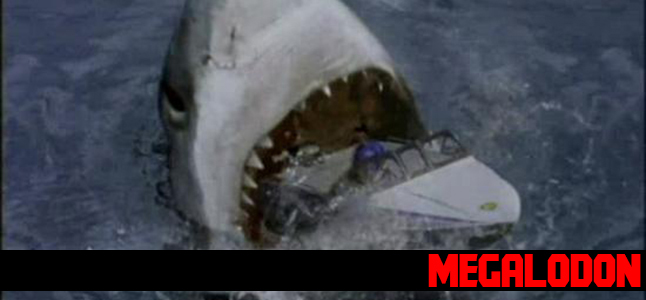 Shark Attack 3: Megalodon (2002) -  Directed by David Worth.