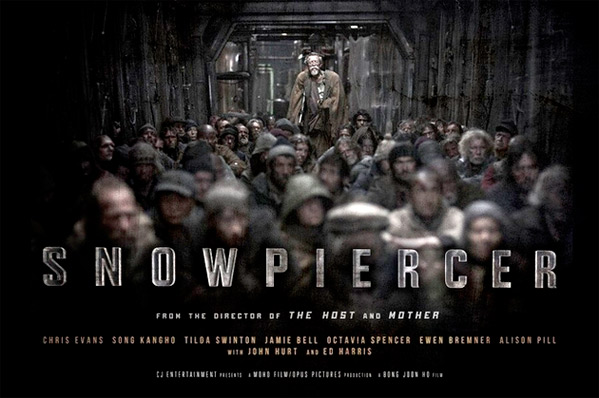 Snowpiercer (2013) - Dir. Joon-ho Bong