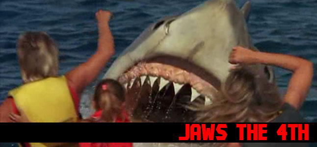 Jaws: The Revenge (1987) -  Directed by Joseph Sargent.