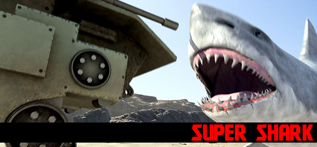 Super Shark (2011) - Directed by Fred Olen Ray.