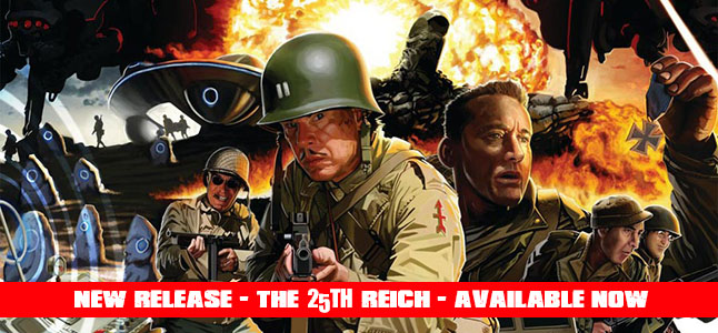 Click to rent 'The 25th Reich'.
