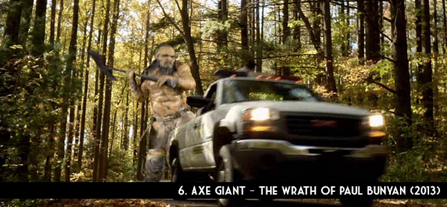 6. Axe Giant – The Wrath of Paul Bunyan (2013)