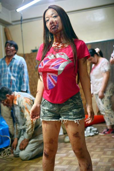 Ren zombie