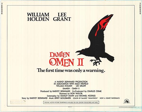 DAMIEN-OMEN-II-quad-poster