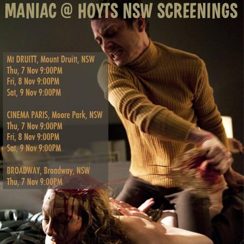 Maniac NSW