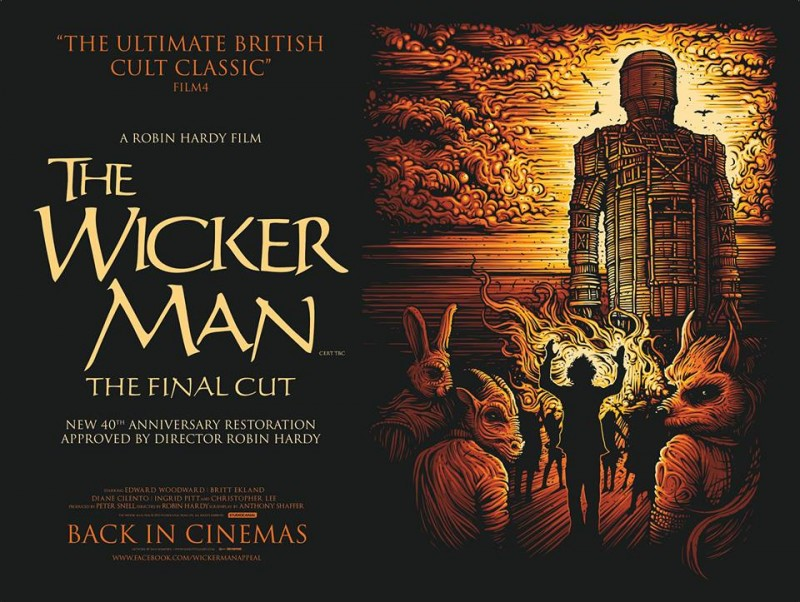 The Final Cut - The Wicker Man