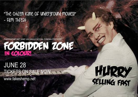 ForbiddenZone