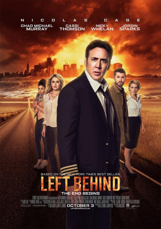 Left Behind Poster 3
