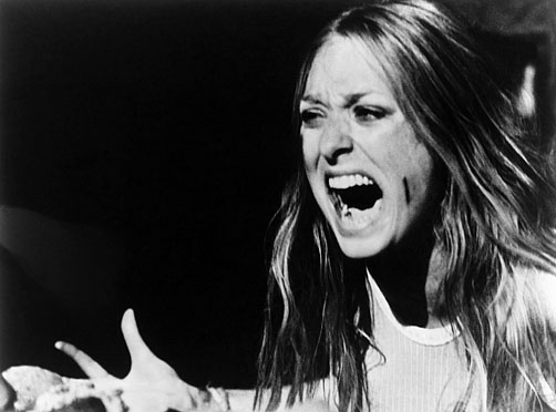 THE TEXAS CHAINSAW MASSACRE, Marilyn Burns, 1974