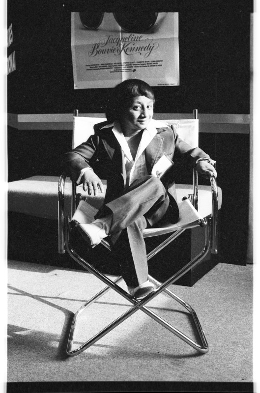 Weng Weng at Cannes May 1982