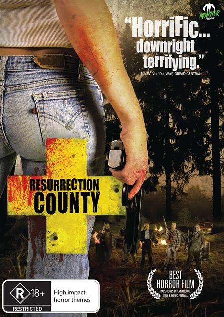 Resurrection County Dvd